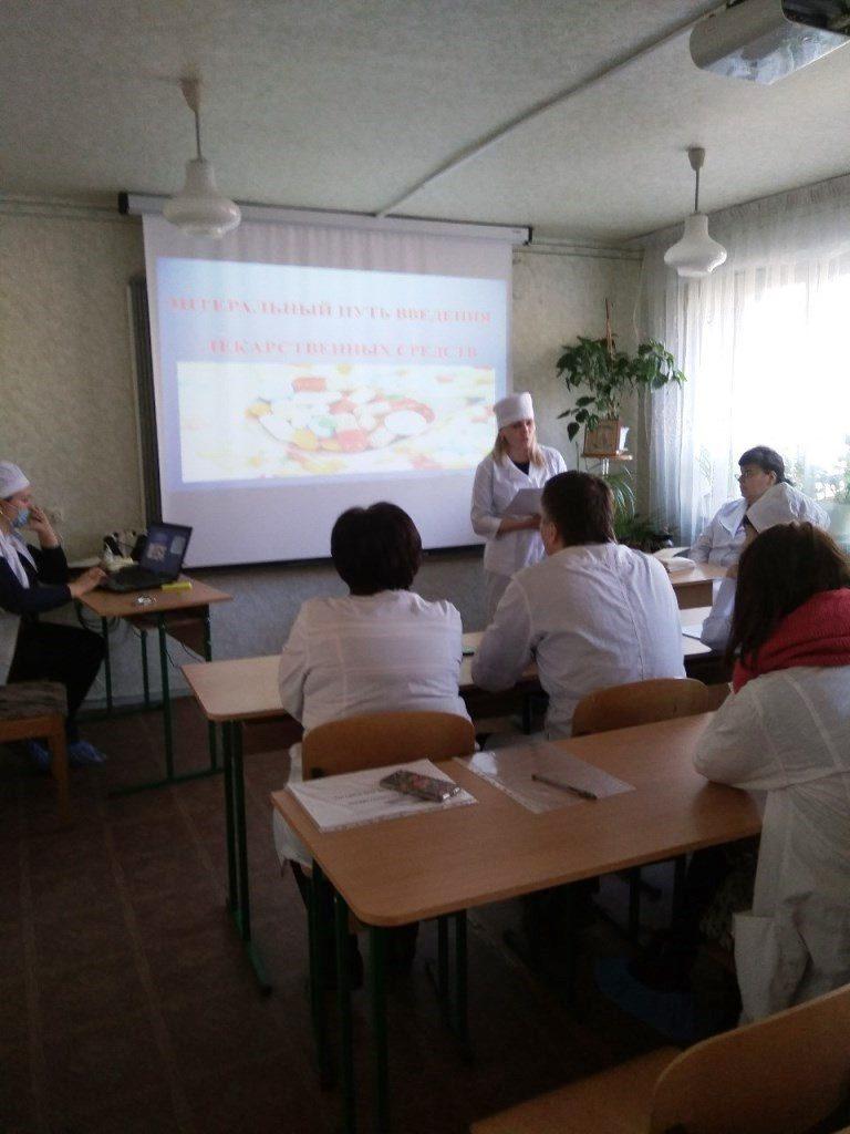 Подготовка терапевтических дисциплин-1