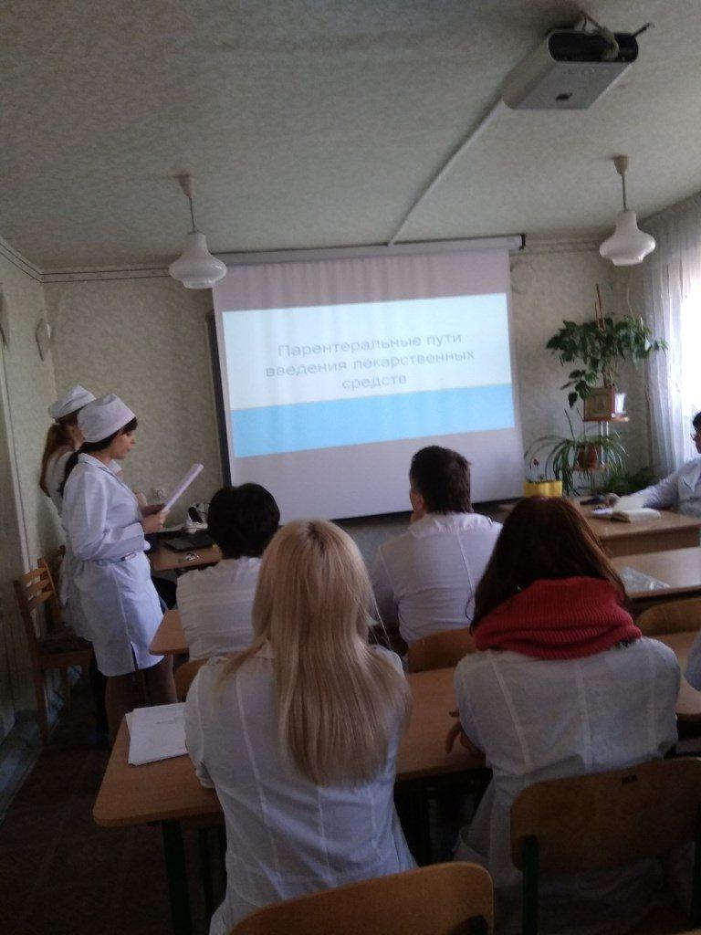 Подготовка терапевтических дисциплин-2