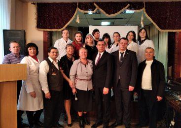 У истоков медицинского образования Донбасса