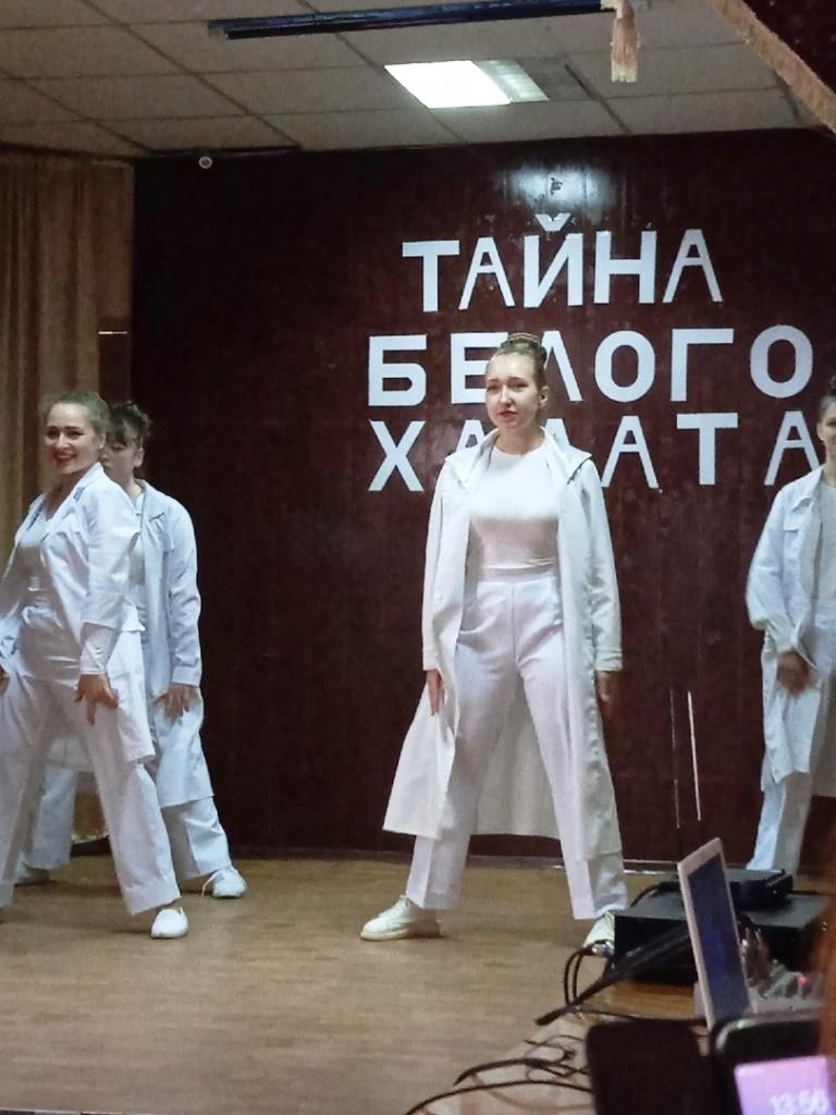 Тайна белого халата-7